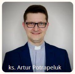 ks. Artur Potrapeluk Charis Polska