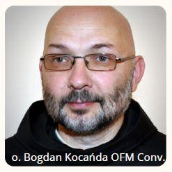 o. Bogdan Kocańda OFM Conv. Charis Polska