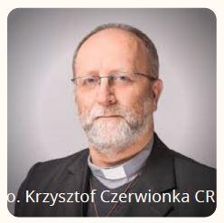 o. Krzysztof Czerwionka Charis Polska